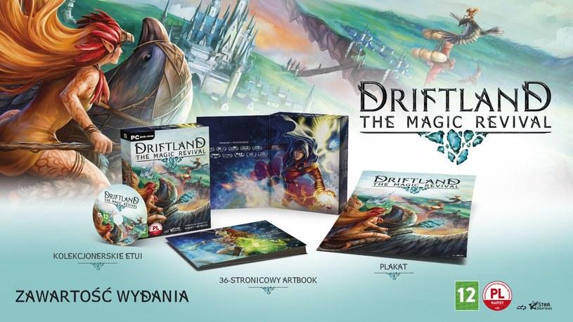 Driftland: The Magic Revival /materiały prasowe