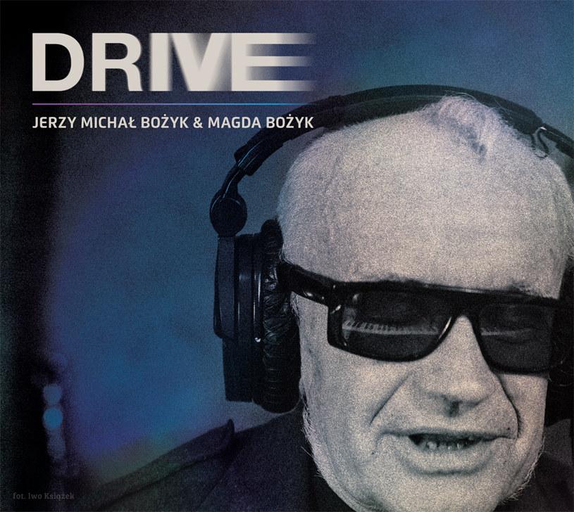 """""""Drive"""", płyta Jerzego Michała Bożyka i Magdy Bożyk /materiały prasowe"""