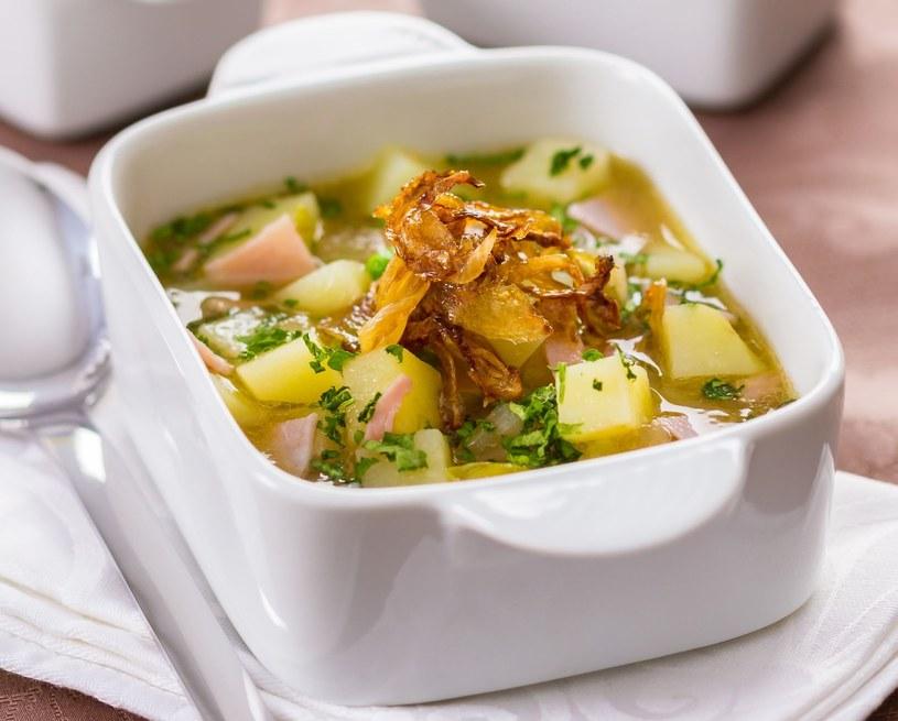 Drobiowa kartoflanka na pikantnie /123RF/PICSEL