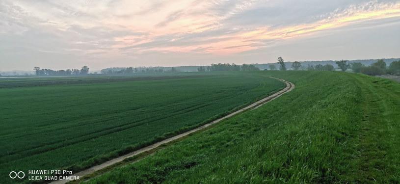 Droga będąca głównym elementem zdjęcia prowadzi wzrok widza dokładnie tak, jak chce tego fotograf /INTERIA.PL