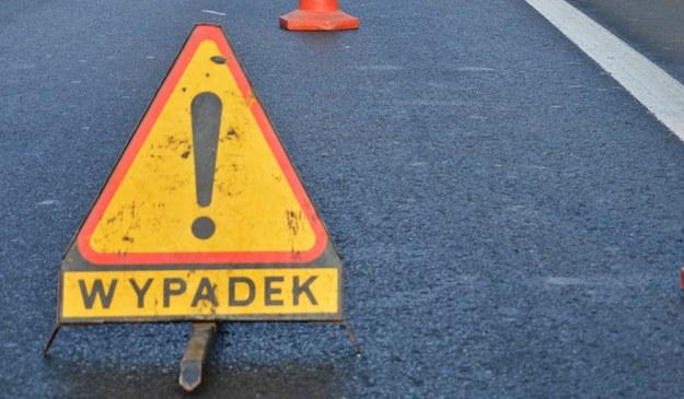 Droga do Krakowa jest częściowo zablokowana (zdjęcie ilustracyjne) /RMF24.pl