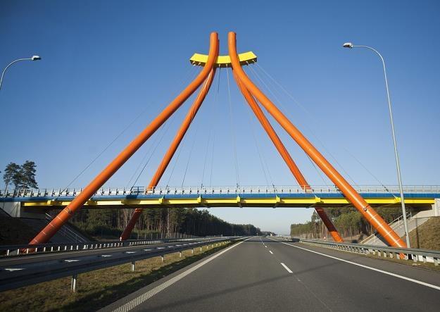 Droga ekpresowa S3 jest coraz dłuższa / Fot: Krystian Maj /Reporter