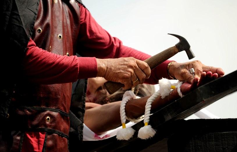Droga krzyżowa /AFP
