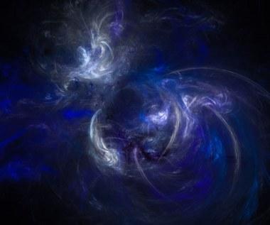 Droga Mleczna jako ogromny tunel czasoprzestrzenny