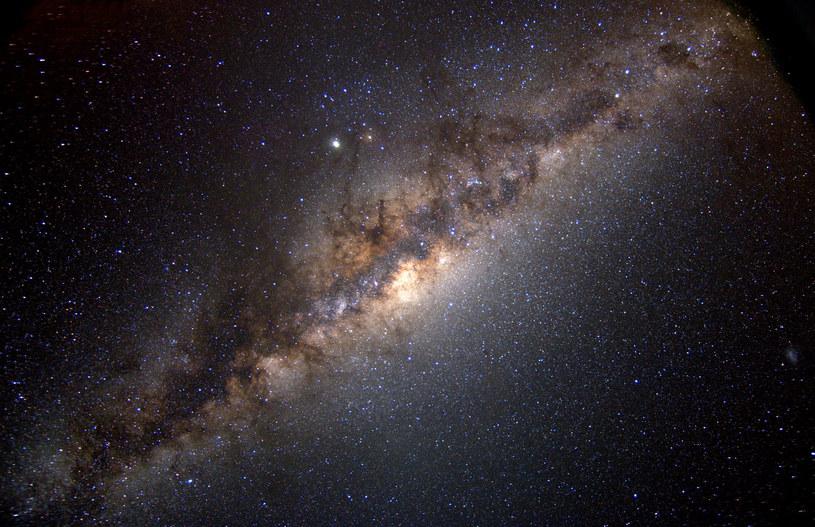 Droga Mleczna może liczyć nawet 150 tys. lat świetlnych /NASA