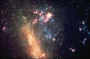 Droga Mleczna przyciąga gwiazdy powstałe na granicy sąsiedniej galaktyki