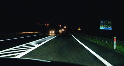 droga nocą /Motor