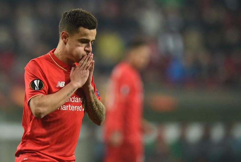 Droga Philippe'a Coutinho do Barcelony nie jest usłana różami /AFP