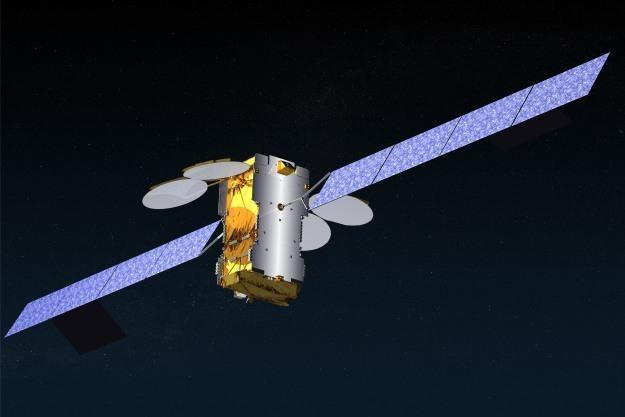 Drogą satelitarną można ustalić położenie każdego samochodu /AFP