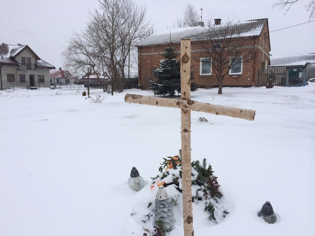 Droga śmierci do gimnazjum w Gliniance