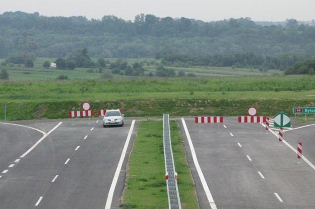Droga stanowi zalążek północniej obwodnicy Krakowa... /RMF