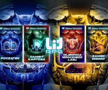 Droga Szamana – jedna z najlepszych serii LitRPG – nowa część, nowa szata graficzna, mega promocja