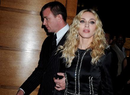 Drogi Guy'a Ritchiego i Madonny się rozchodzą - fot. Dave M. Benett /Getty Images/Flash Press Media