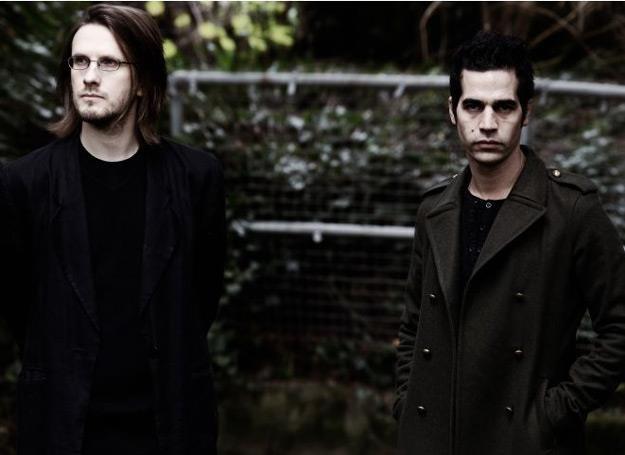 Drogi Stevena Wilsona (z lewej) i Aviva Geffena w Blackfield rozchodzą się /materiały promocyjne