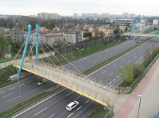Drogowa Trasa Średnicowa faluje. Zamiast naprawy ograniczenie do 60 km/h