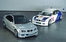 Drogowe i wyścigowe BMW M3 GTR /INTERIA.PL