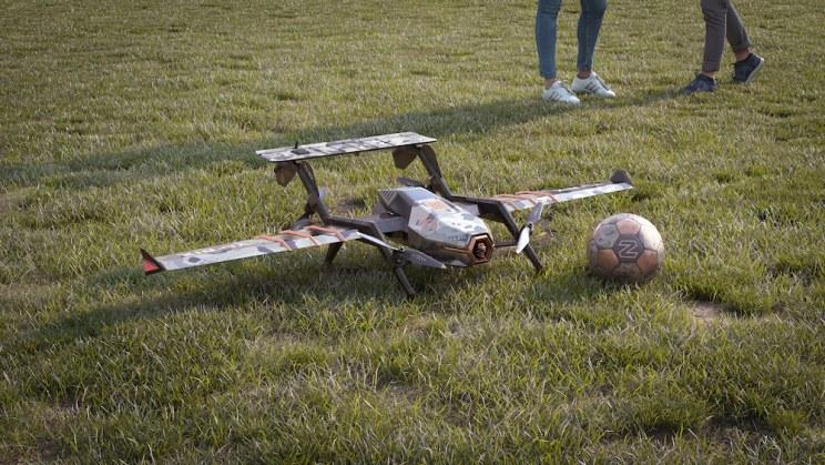 Dron Dartz Motorz /materiały prasowe