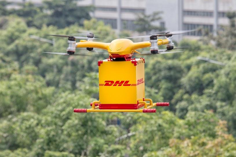 Dron Ehang Falcon /materiały prasowe
