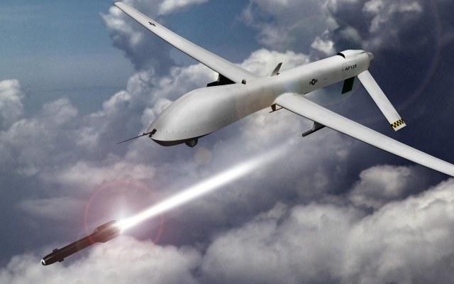 Dron General Atomics MQ-1 Predator /materiały prasowe