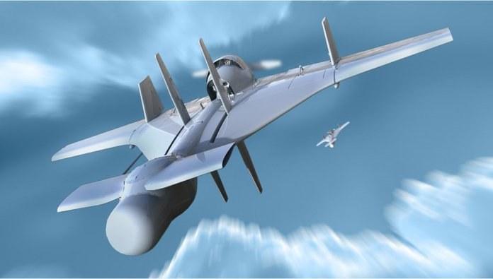 Dron Harop (znany również jako Harpy) /materiały prasowe