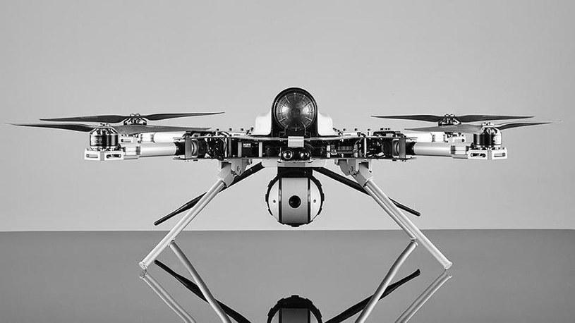Dron KARGU /materiały prasowe