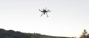 Dron, który rozbił się koło Kętrzyna, może być rosyjskim bezzałogowym samolotem szpiegowskim