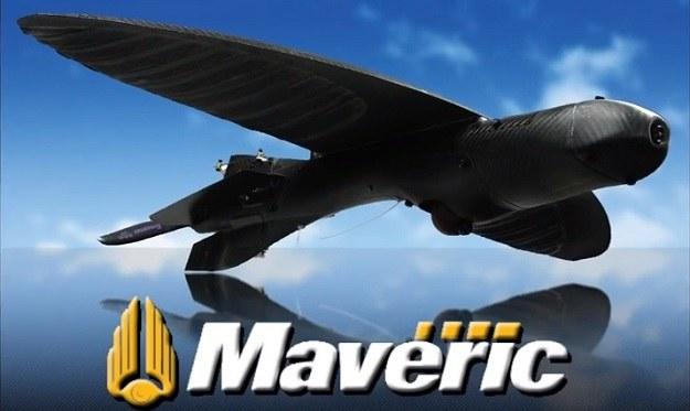 Dron Maveric.    Fot. condoraerial.com /materiały prasowe