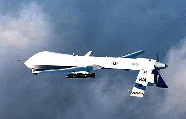 Dron Predator /AFP
