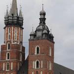 Dron spadł na dach Bazyliki Mariackiej. 24-latek z zarzutami