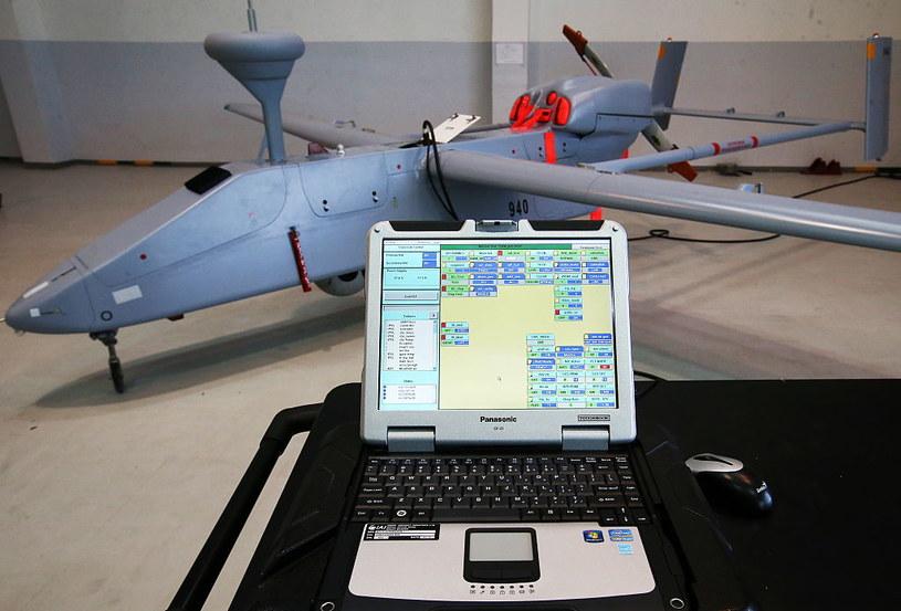 Dron typu  Forpost /Anton Novoderezhkin\TASS /Getty Images