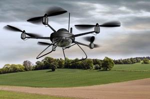 Dron w służbie człowieka