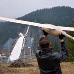 Dron wykonał fotomapę zniszczeń w Zakopanem