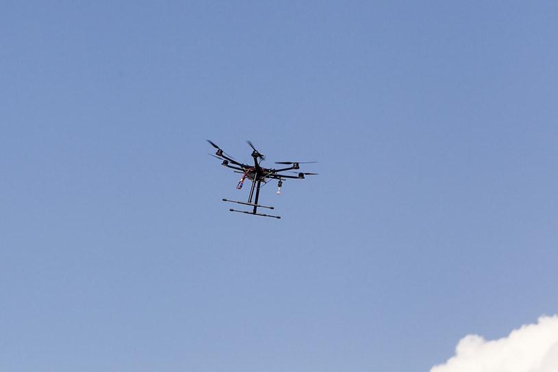 Dron (zdjęcie ilustracyjne) /123RF/PICSEL