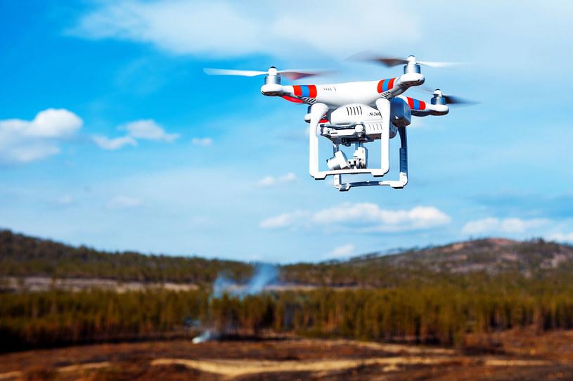 Dron, zdjęcie ilustracyjne /123RF/PICSEL