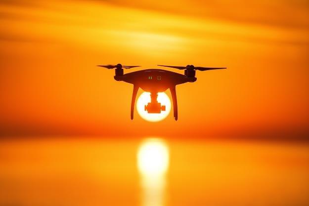 Drony czuwają nad bezpieczeństwem plażowiczów /©123RF/PICSEL