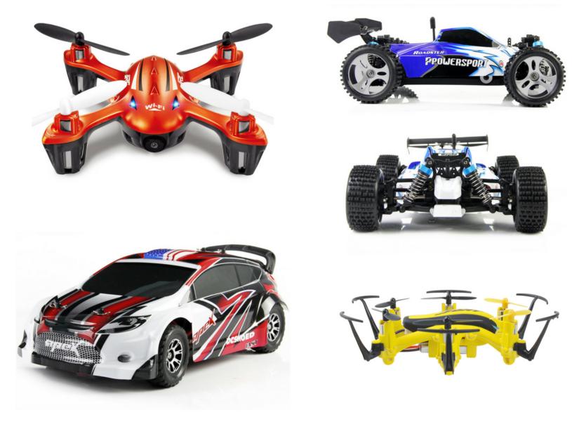 Drony firmy JJRC /materiały prasowe
