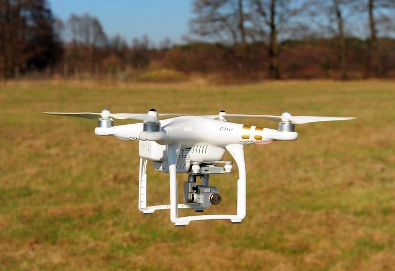 Drony kuszą energetykę /Jan Bielecki /Agencja SE/East News