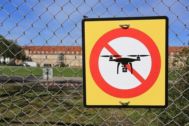 Drony nie będą mogły wlecieć w obszary zastrzeżone (zdj. ilustracyjne) /©123RF/PICSEL