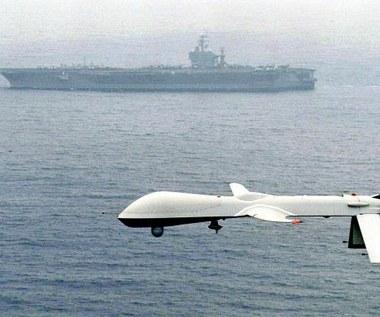 Drony pomogą walczyć z piratami