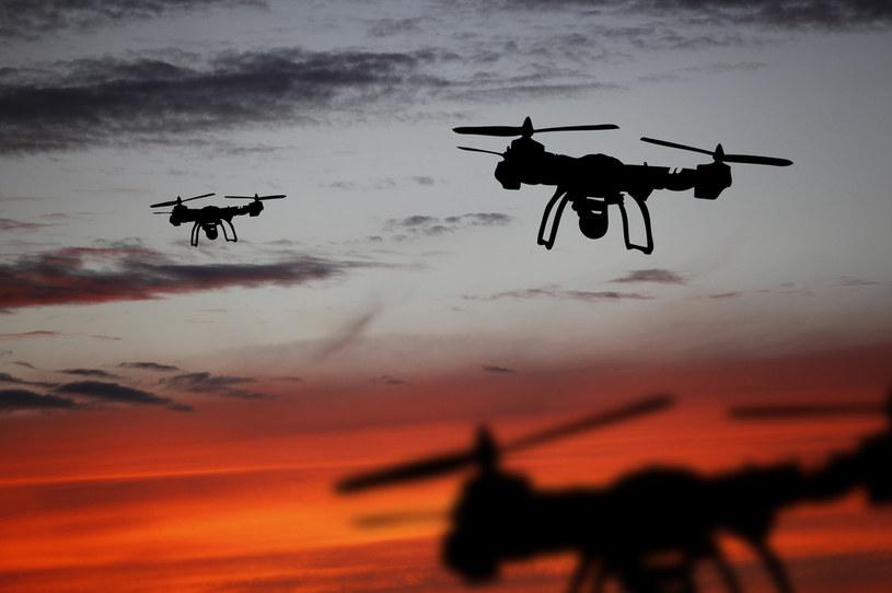 Drony to doskonała broń przyszłości /123RF/PICSEL