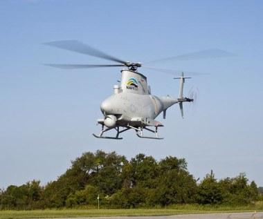 Drony U. S. Navy sterowane z Androida i iOS