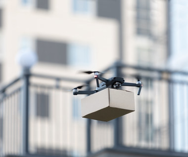 Drony zamiast ludzi. Oto przyszłość logistyki