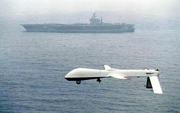 Drony znajdują coraz więcej zastosowań /AFP