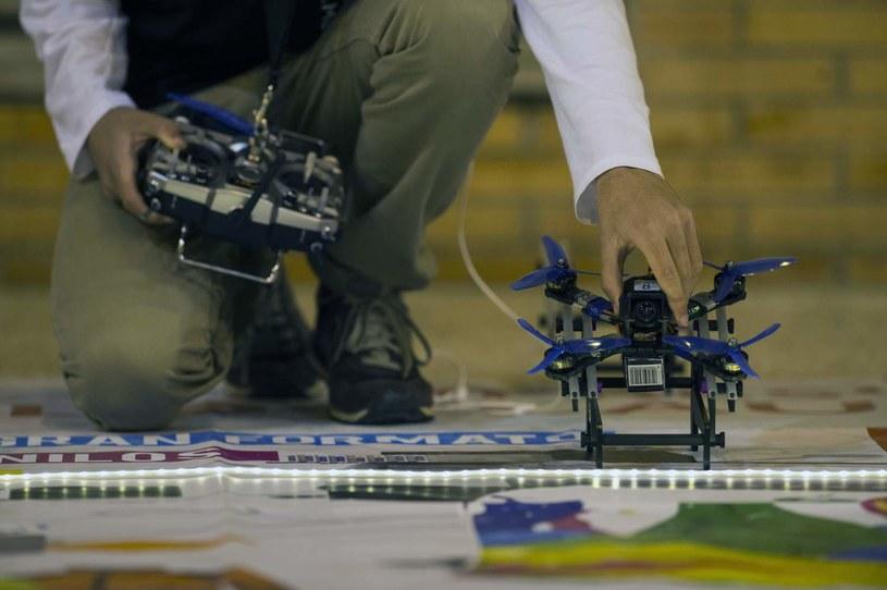 Drony /AFP