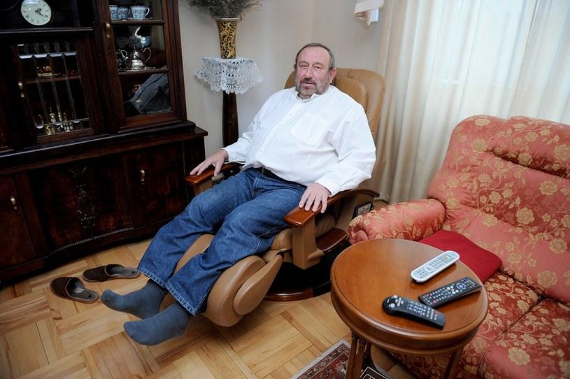 Drozda w swoim domu czuje się jak król! /Jagielski  /East News