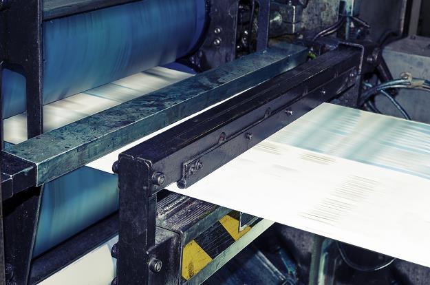 Drożejący papier może poważnie zmienić rynek gazetek /©123RF/PICSEL