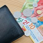 Drożeje frank, rośnie rata kredytowa