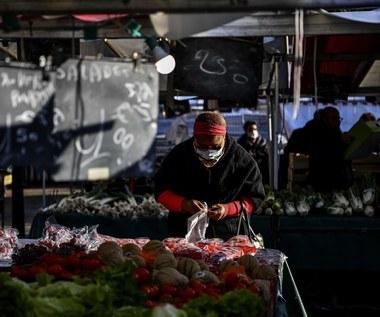 Droższe warzywa z importu przez załamanie pogody w Hiszpanii