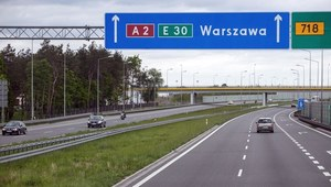 Droższy przejazd A2 na odcinku Nowy Tomyśl - Konin