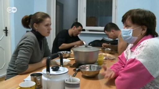 Drugą co do wielkości grupą uchodźców w Polsce stali się obywatele Ukrainy /Deutsche Welle /Deutsche Welle